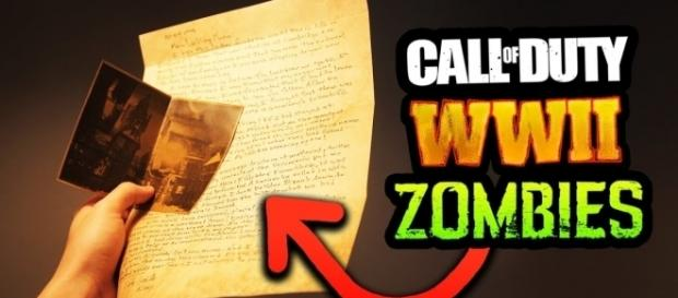 'Call Of Duty: WWII' Zombies info appear on a classified site, details revealed!(MrRoflWaffles/YouTube Screenshot)