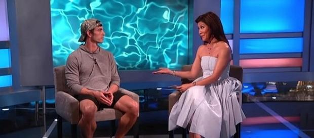 Cody Nickson was evicted from the Big Brother house [Image: Big Brother/YouTube screenshot]