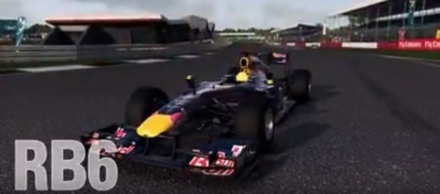 'F1 2017' Silver Short gameplay Youtube screengrab