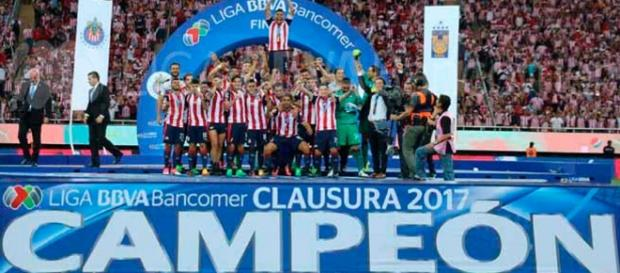 Fútbol - Con los mexicanos se pudo, Chivas Campeón de Liga MX.