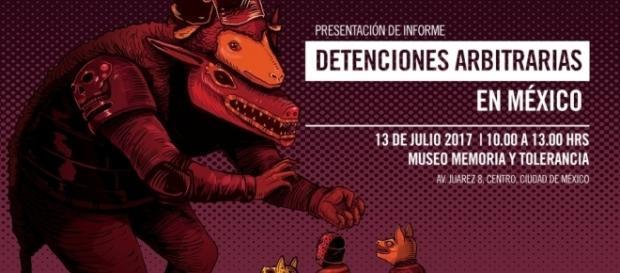 Informe de Amnistía Internacional: Falsas Sospechas: detenciones arbitrarias en México