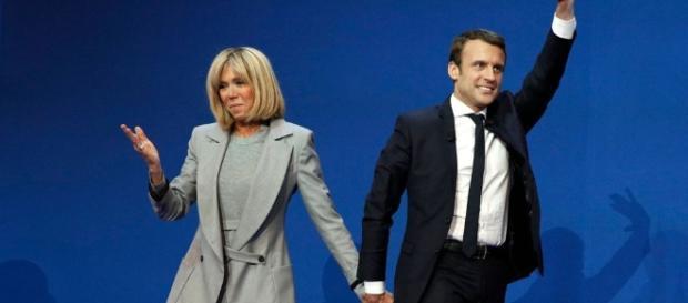 Macht laut Donald Trump nicht nur an der Seite ihres Gatten eine gute Figur: Brigitte Macron (Bild: flickr/thierryleclercq)