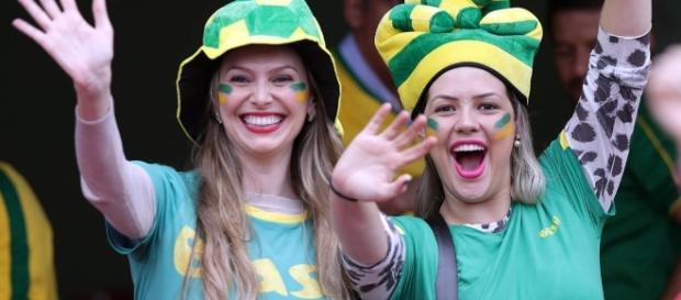O povo brasileiro é tido como o mais alegre do mundo, segundo a CNN.