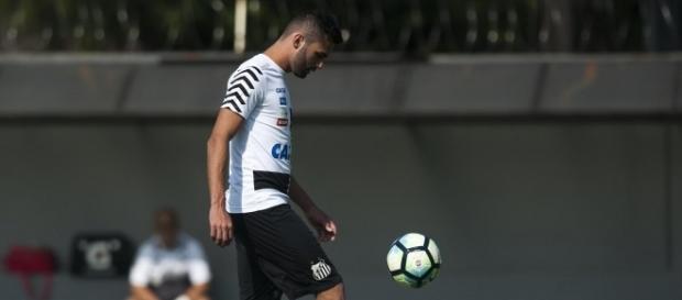 Thiago Maia tem grandes chances de ser negociado. ( Foto: Reprodução)