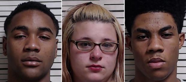 Três são presos por agressão sexual