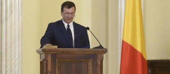 Cine este Lucian Georgescu noul Ministru al Cercetării și Inovării