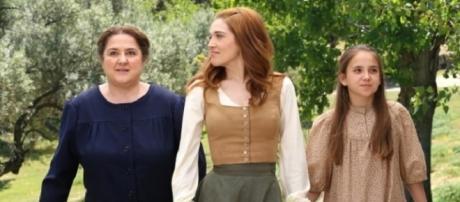 Il Segreto Julieta Consuelo e Ana
