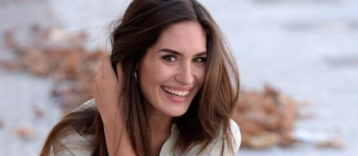 Camila Valdesace soap opera Canale 5