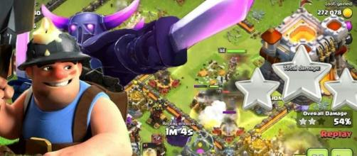 'Clash of Clans' Miner Event: details, clan war strategy, tactics and more(DK - Clash Gaming/YouTube Screenshot)
