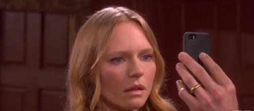 Days of our Lives Abigail Deveraux. (Image via YouTube screengrab)