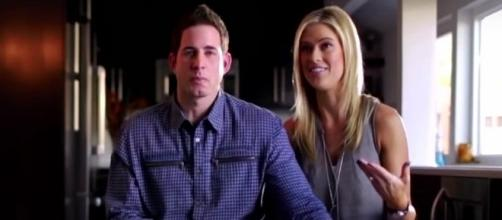 "'Flip or Flop"" couple Tarek and Christina El Moussa / Image - HGTV , YouTube"