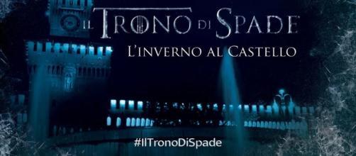 """GAME OF THRONES: il """"Trono di Spade"""" porta l'inverno al Castello ... - milanoevents.it"""