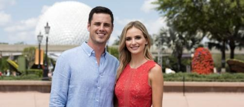 """Lauren Bushnell has finally moved on from """"The Bachelor"""" 2016 star Ben Higgins. [Photo via YouTube/AOL]"""