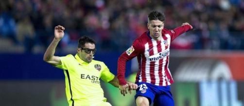 Luciano Vietto to Barcelona: Luis Suarez wants Atletico Madrid ... - thesun.co.uk