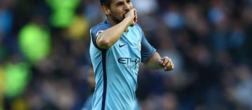 Manchester City forward Nolito set to complete $10.2m move to Sevilla (Image Credit: pinterest.com)