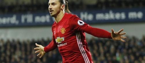 Manchester United coach Jose Mourinho considers Ibrahimovic stay (Image Credit: pinterest.com)