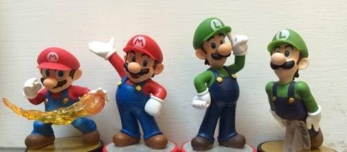 Mario Party VS Smash Bros amiibo Comparison | I got these tw… | Flickr - flickr.com