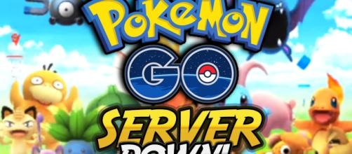 'Pokemon Go' down server issue, resolved(Sirlo/YouTube Screenshot)