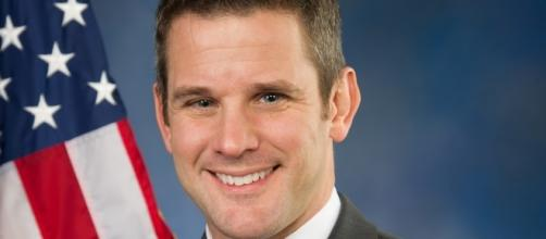 Rep. Adm Kinzinger comments on Donald Trump Jr.'s meeting with Russian lawyer. [Image via Wikimedia/United States Congress]