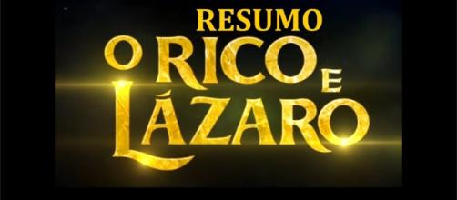 Resumo da novela bíblica da Record, 'O Rico e Lázaro'