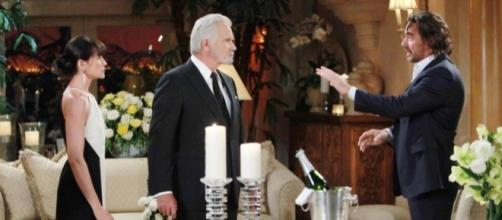 Ridge lets loose on Eric and Quinn, as Steffy reacts to Wyatt's ... - sheknows.com