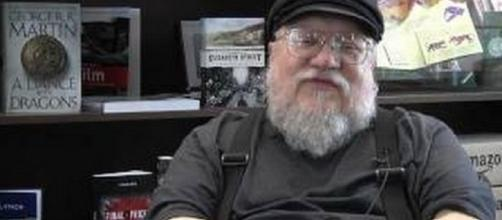"""The Winds of Winter"" author George R.R. Martin - Image Dolores Serena/YouTube"
