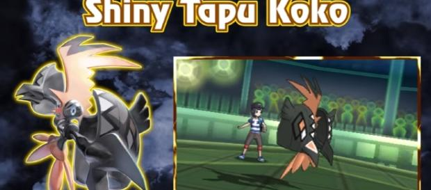 Add the Power of Shiny Tapu Koko to Your Pokémon Video Game! The Official Pokémon YouTube Channel