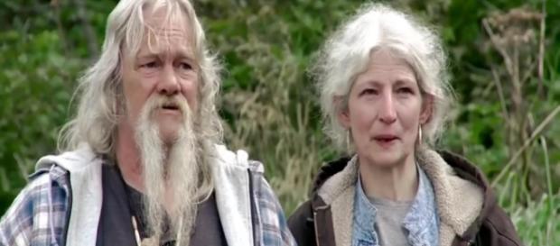 Alaskan Bush People' Screenshot with Ami and Billy