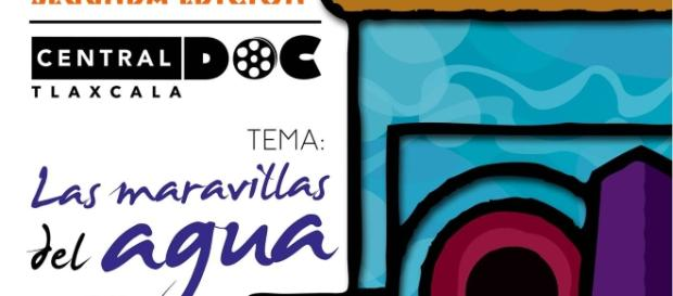 Cartel: Segunda Muestra Internacional de Cine Documental