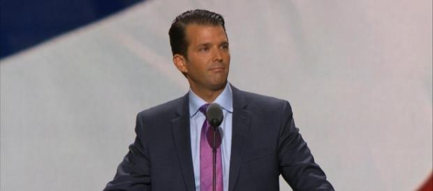 Donald Jr. did not disclose a Russian lobbyist was in the June 9 meeting. Photo credit ABC News, YouTube.
