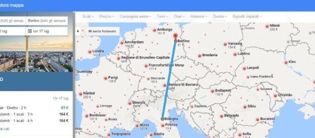 Google Voli, tutti i trucchi per volare low cost - vanityfair.it