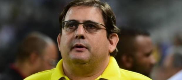 Guto Ferreira - técnico do Internacional