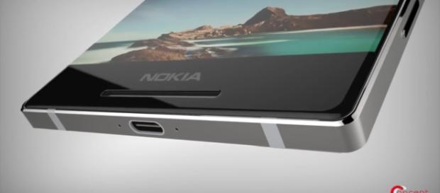 Nokia 8/Youtube screenshot/Concept Creator