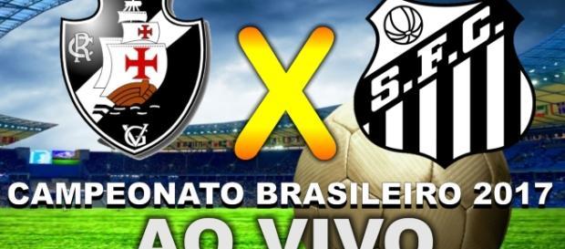 O Vasco não vai poder contar com a presença da torcida no estádio na partida contra o Santos