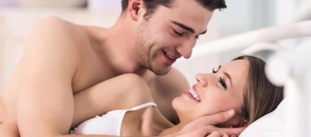 Os benefícios do sexo estão sendo divulgados