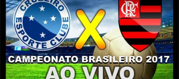 Saiba como assistir ao vivo o jogo de Cruzeiro x Flamengo, pela TV ou então pela internet