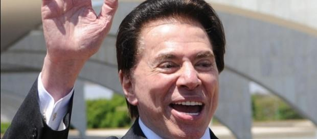 Silvio Santos vai descansar um pouco