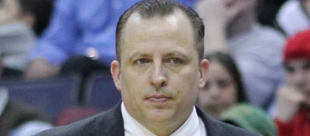 Tom Thibodeau wants to bring in more players from his former team, the Chicago Bulls -- Keith Allison via WikiCommons