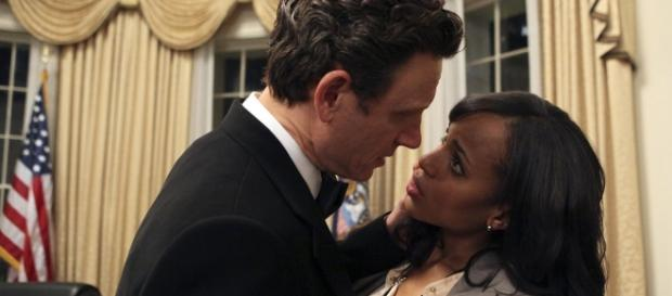 Tony Goldwyn's Fitz could die in the very first episode of 'Scandal' season 7. - YouTube/Scandal Uploader