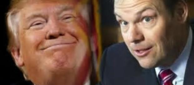 Trump and Kobach co-conspiritors by http://rubenluengas.com/contacto/ on bing public domain photos free to copy and share