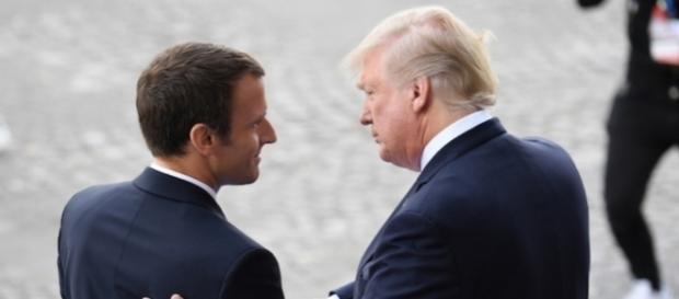 Trump-Macron: La France sort-elle gagnante?