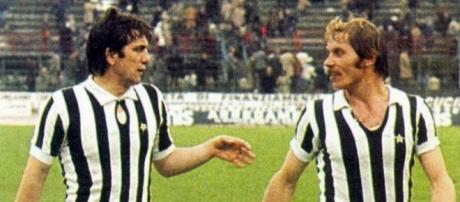 Boninsegna e Benetti, colpi juventini da Inter e Milan nel 1976