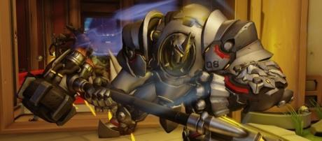 """Reinhardt is getting some massive fixes on """"Overwatch,"""" particularly on the latency issues he is experiencing (via YouTube/PlayOverwatch)"""