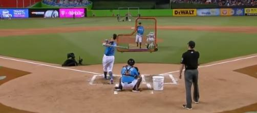 Aaron Judge till not win the Triple Crown this year - youtube screen capture / ESPN