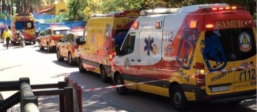 Accidente en montaña rusa en España deja 33 heridos | Televisa News - televisa.com