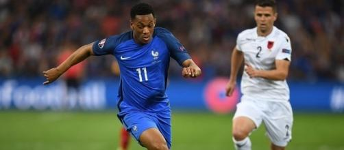 Anthony Martial panned on Twitter for dismal display for France - 101greatgoals.com