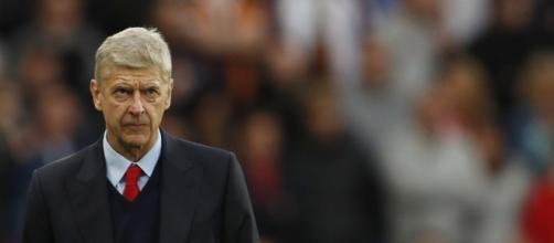 Arsenal mamager Arsene Wenger (Image Credit: pinterest.com)