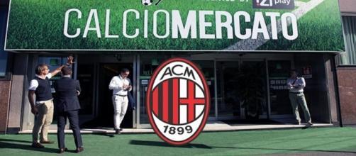 Calciomercato Milan attaccante