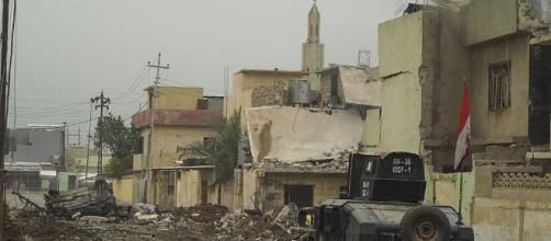 File:ISOF APC on the street of Mosul, Northern Iraq, Western Asia ... - wikimedia.org