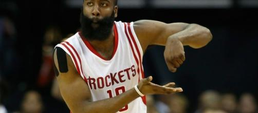 James Harden says he will stay with the Houston Rockets 'forever' - Photo: YouTube (NBA)